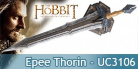 Le Hobbit Epee Regal Thorin Oakenshield United Cutlery UC3106