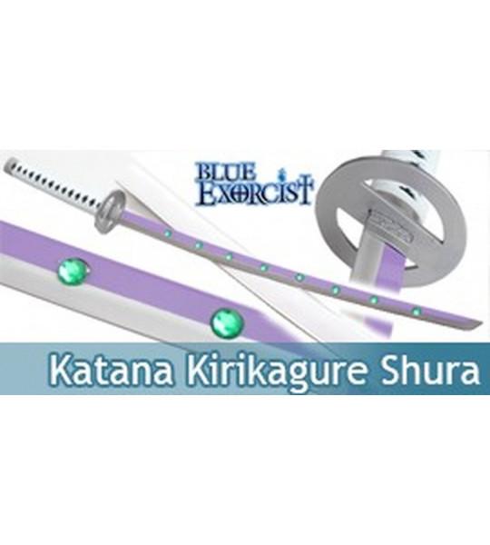 Katana Kirikagure Shura - Blue Exorcist Epee Sabre
