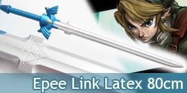 Zelda Epee de Link Latex 80cm Model Enfant