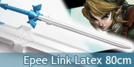 Zelda Epee de Link Latex 80cm Model Enfant