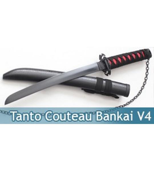 Ichigo Tanto Couteau Bankai V4