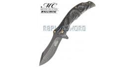 Couteau Dragon Noir MC-A014SW Master Cutlery