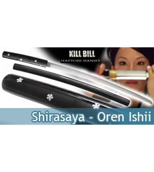 Kill Bill Shirasaya Oren Ishii Katana Epee