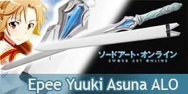 Sword Art Online Epee ALfheim ALO Yuuki Asuna