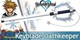 Keyblade Oathkeeper Kingdom Heats Sora Epee