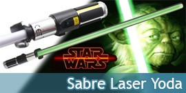 Star Wars Sabre Laser Yoda Black Series
