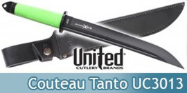 Couteau Tanto Apocalypse UC3013 United Cutlery