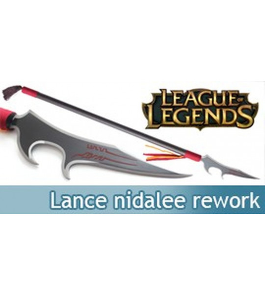 Lance Nidalee Rework Epee League of Legends