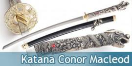 Katana Conor Macleod Epee Replique Sabre Highlander