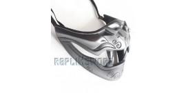 Soul Calibur Masque de Taki Mask Silver Cosplay