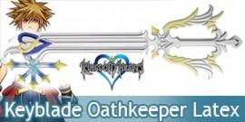 Kingdom Hearts Keyblade Oathkeeper Sora Epee