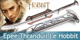 Thranduil Epee Le Hobbit Replique Sabre Eflique