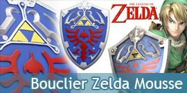 Bouclier Zelda Mousse Link Latex