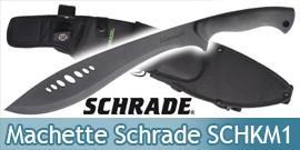 Machette Schrade Kukri SCHKM1