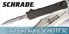Couteau Automatique Schrade SCHOTF3C