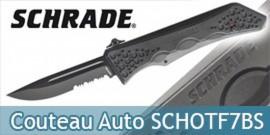Couteau Automatique Schrade SCHOTF7BS