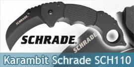 Couteau Karambit Schrade SCH110