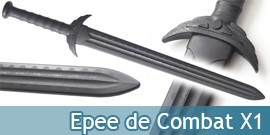 Glaive de Combat Romain Polypropylene Epee