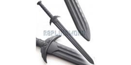 2X Glaive de Combat Romain Polypropylene Epee