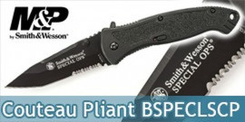 Couteau Pliant Smith&Wesson BSPECLSCP