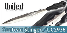 Couteau M48 Stinger Sliver UC2936 United Cutlery