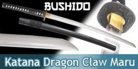 Bushido - Katana Forgé Dragon Claw - Maru 1045