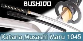 Bushido - Katana Forgé Musashi - Maru 1045