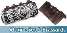 Altair - Set 2 Brassards Garde Bras Reproduction
