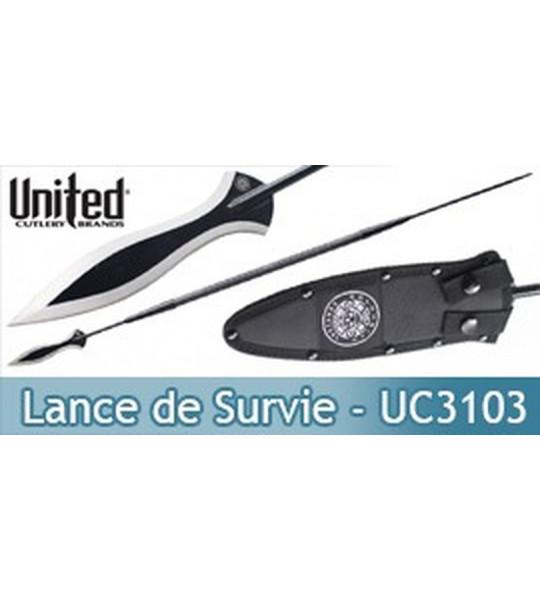 Lance de Survie Tactical United Cutlery UC3103
