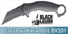 Couteau Pliant Karambit BV201 United Cutlery