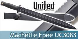 Machette Epee Combat Commander UC3083