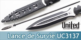 Lance de Survie M48 Magnum UC3137 United Cutlery