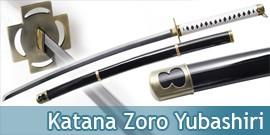 Katana One Piece Zoro Epee Yubashiri Sabre