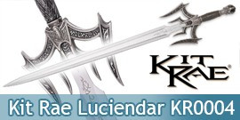 Kit Rae Epee Luciendar KR0004