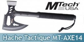 Hache Tactique Hachette Mtech USA MT-AXE14