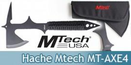 Hache Tactique Hachette Mtech MT-AXE4