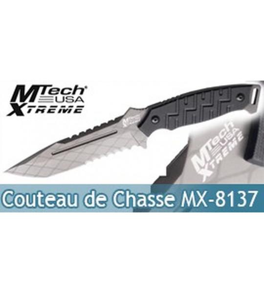 Couteau de chasse a acheter top qualit chasseur mx - Couteau de qualite ...