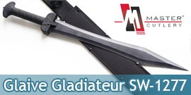 Glaive Gladiateur Epee Gladiator Maximus SW-1277