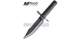 Petit Couteau de Chasse Mtech USA MT-20-68BK