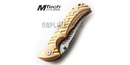Couteau de Poche Gold Mtech USA MT-A946DT