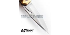 Couteau de Poche Gold Mtech USA MT-A705SGD