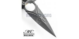 Couteau Pliant Ninja Black Masters Collection MC-A030SW