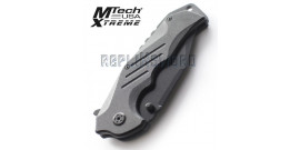 Couteau de Poche Tactique Mtech Xtreme MX-A848TBK