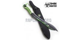 Machette Zombie Hunter Coupe Coupe ZB-123