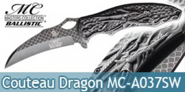 Couteau de Poche Grey Dragon MC-A037SW