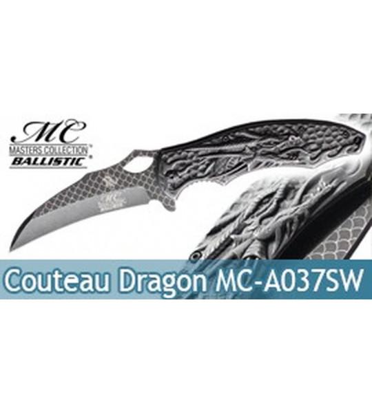 Couteau de Poche Grey Dragon MC-A037SW