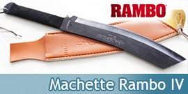 Machette Rambo 4 Couteau Poignard John Replique