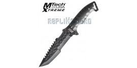 Poignard de Chasse Dague Mtech Xtreme MX-8062BK