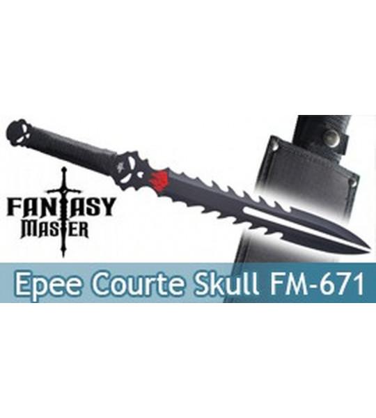 Epee Courte Dragon Fantasy Master Machette FM-671
