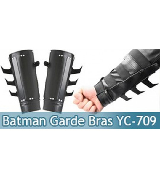 Set 2 Brassards Batman Garde Bras YC-709